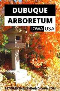 Dubuque Arboretum Botanical Garden Iowa