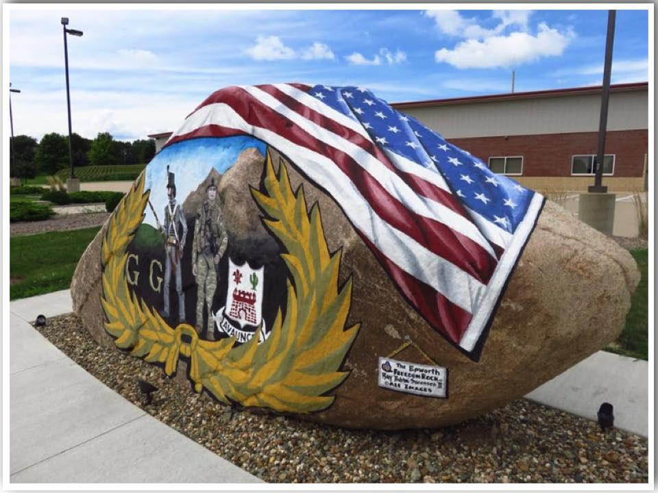 Dubuque County Freedom Rock