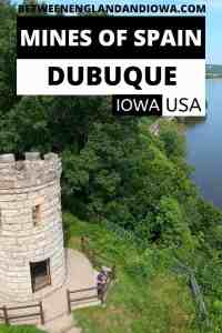 Mines of Spain Dubuque Iowa Best Hiking Trails