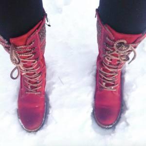 Simon's Shoes Snowboots