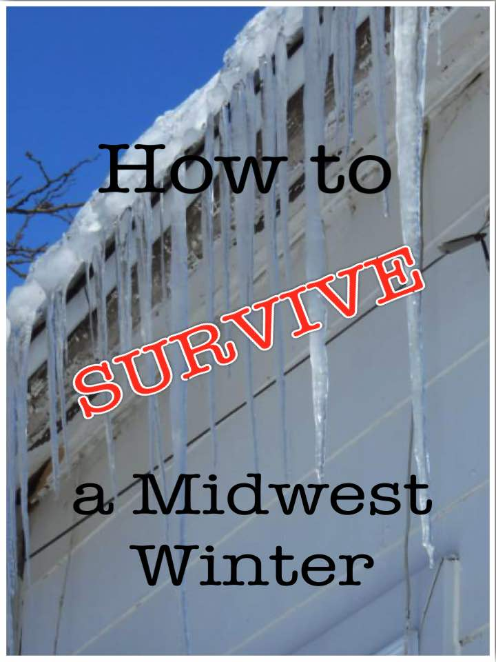 How to survive a Midwest winter