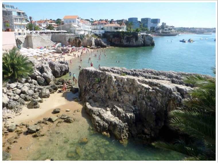Praia da Rainha Cascais Portugal