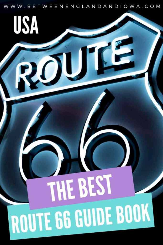 The Best Route 66 Guide Book