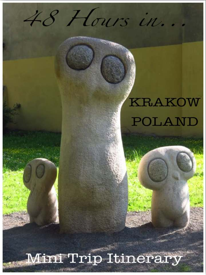 48 hours in Krakow Poland