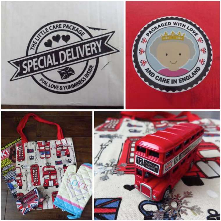 The Little Care Package British Subscription Box