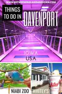 Things to do in Davenport IA