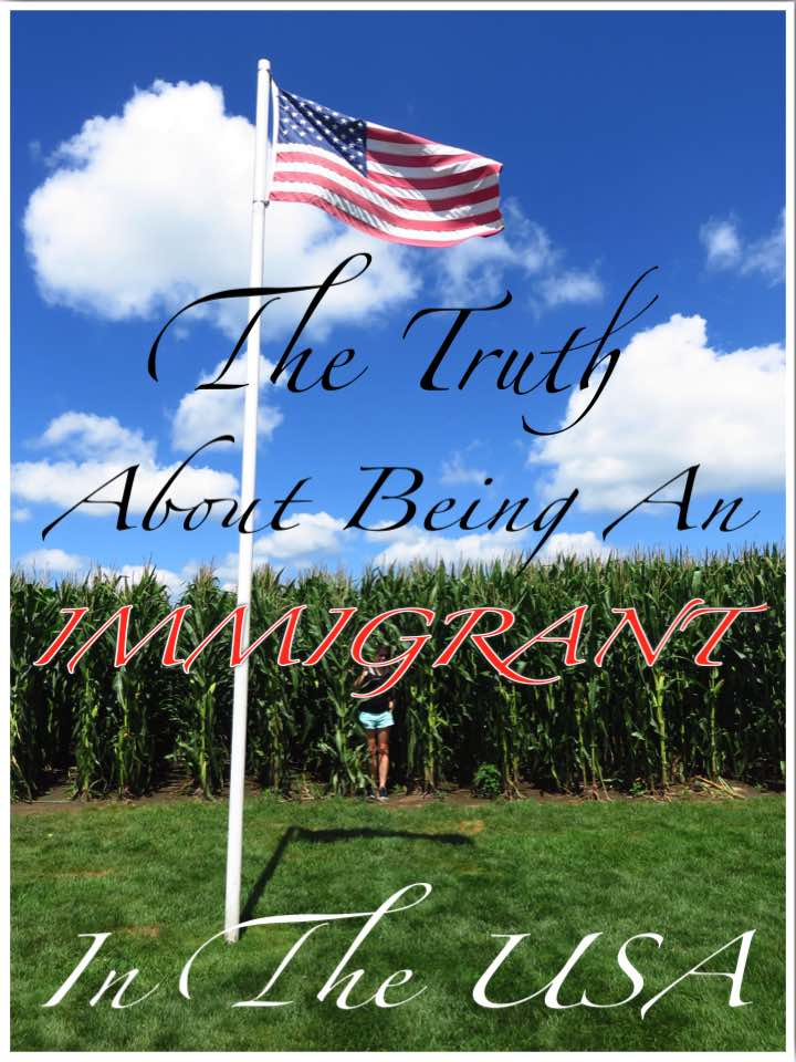 Immigrant in the USA
