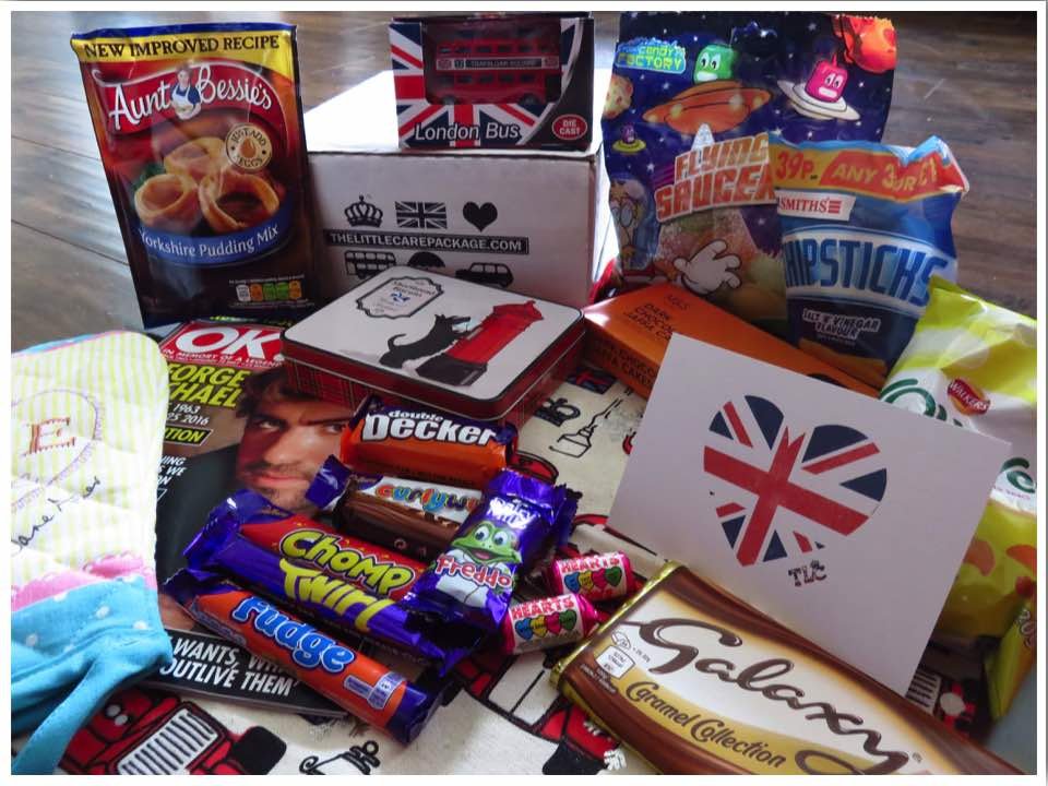 The Little Care Package British Subscription Box Review
