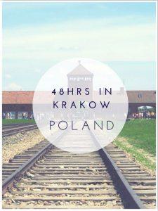 48 Hours in Krakow Poland