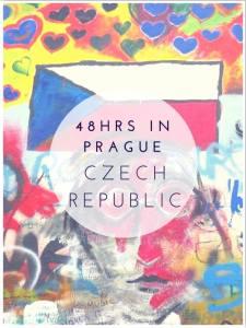 48 Hours in Prague Czech Republic