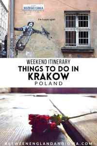 Krakow Itinerary: Things to do in Krakow Poland