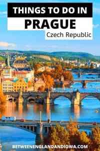 Things to do in Prague Czech Republic
