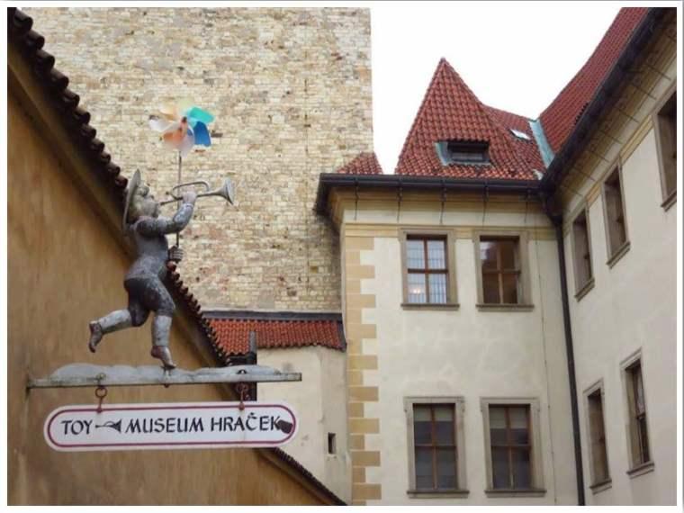 Prague Toy Museum at Prague Castle