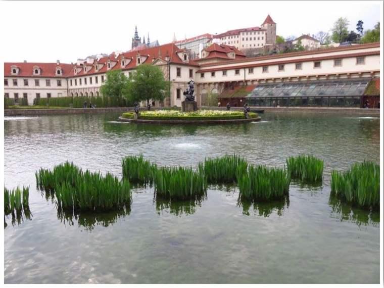 Prague Waldstein Palace Gardens