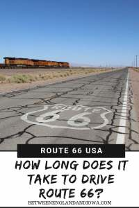 How long does it take to drive Route 66? I share my 16 day Route 66 Itinerary for an all American road trip!