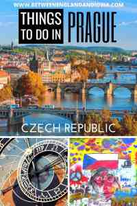 Things to do in Prague Czech Republic