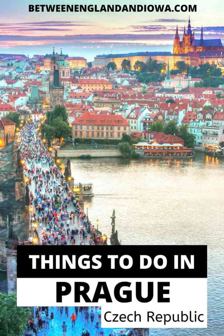 Things To Do in Prague Itinerary