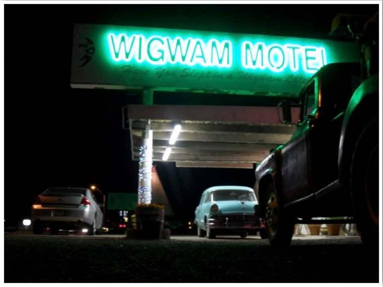 Wigwam Motel Holbrook AZ Route 66