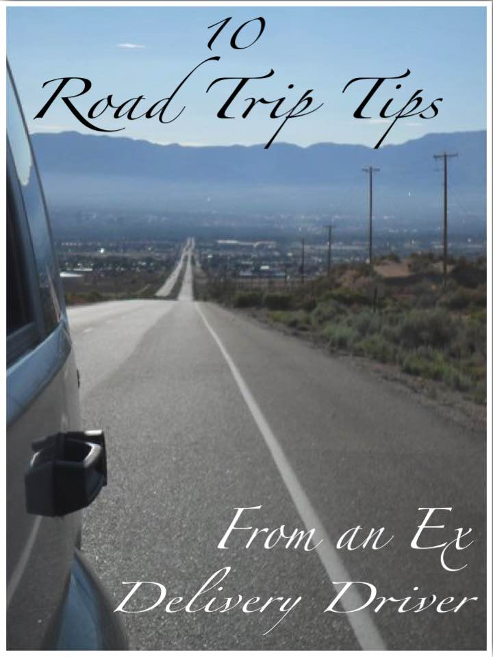 10 Road Trip Tips
