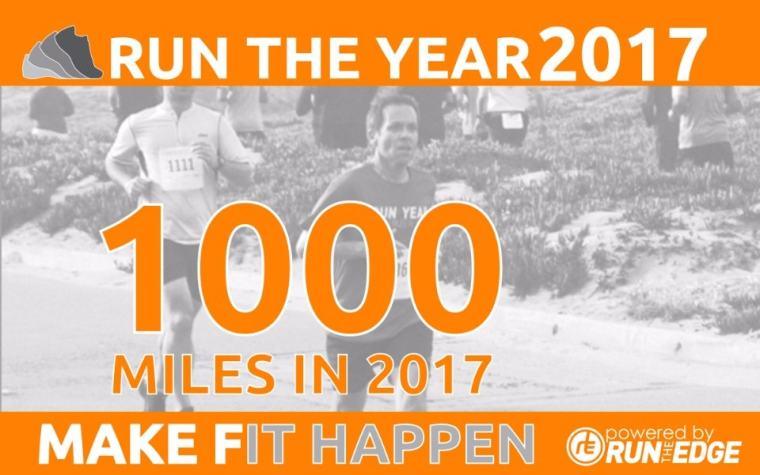 1000 Miles in 2017