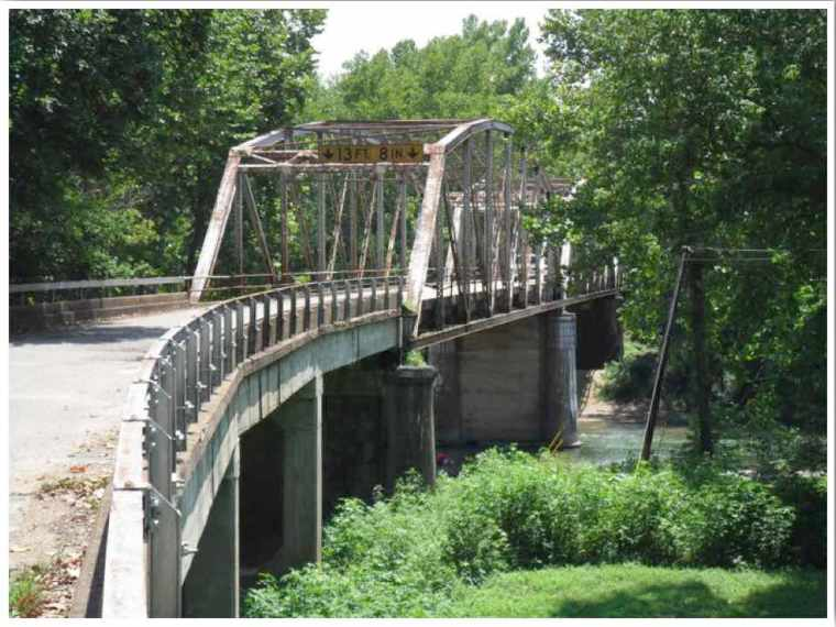 Devil's Elbow Bridge - Route 66
