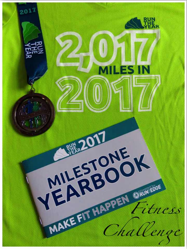 Run the Year 2,017 Miles in 2017
