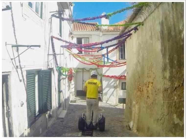 Segway Tour Lisbon