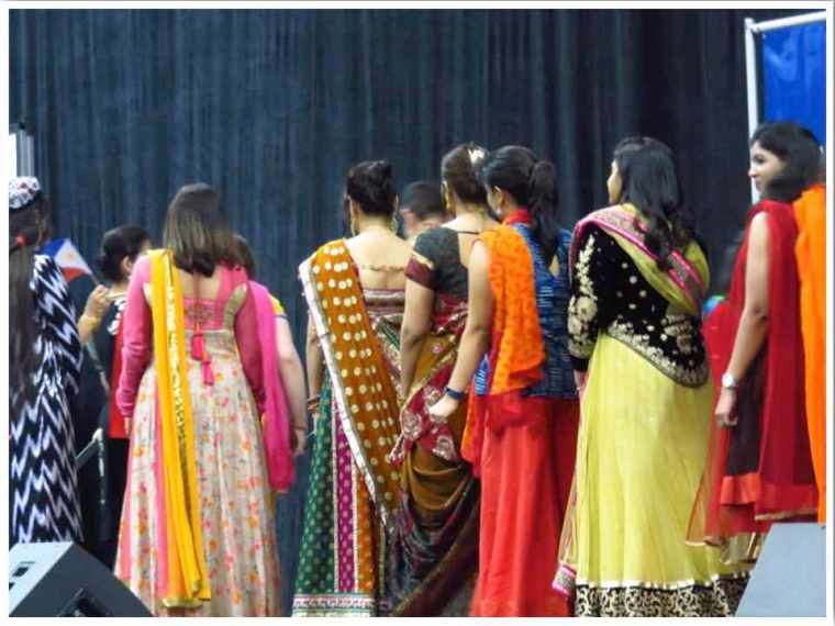 Taste of the World - Cultural Fashion Show