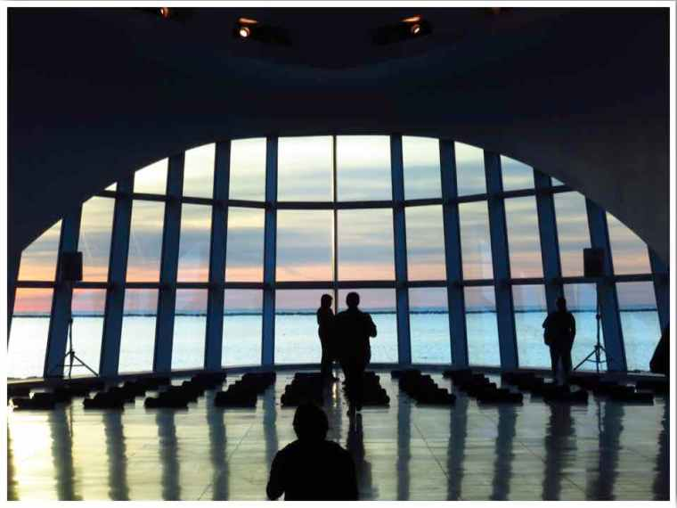 Yoga at the MAM Wisconsin