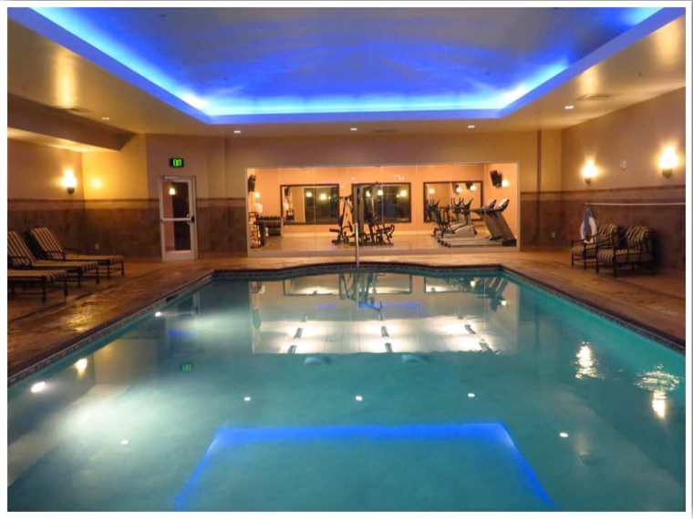 Hotel Julien Dubuque Pool and Fitness Center