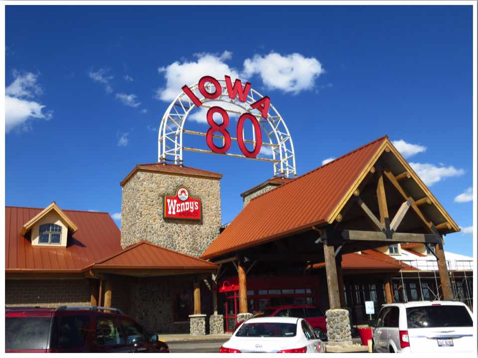 iowa 80 truckstop coupon code