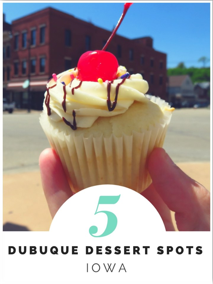 Where To Eat Dessert In Dubuque Iowa