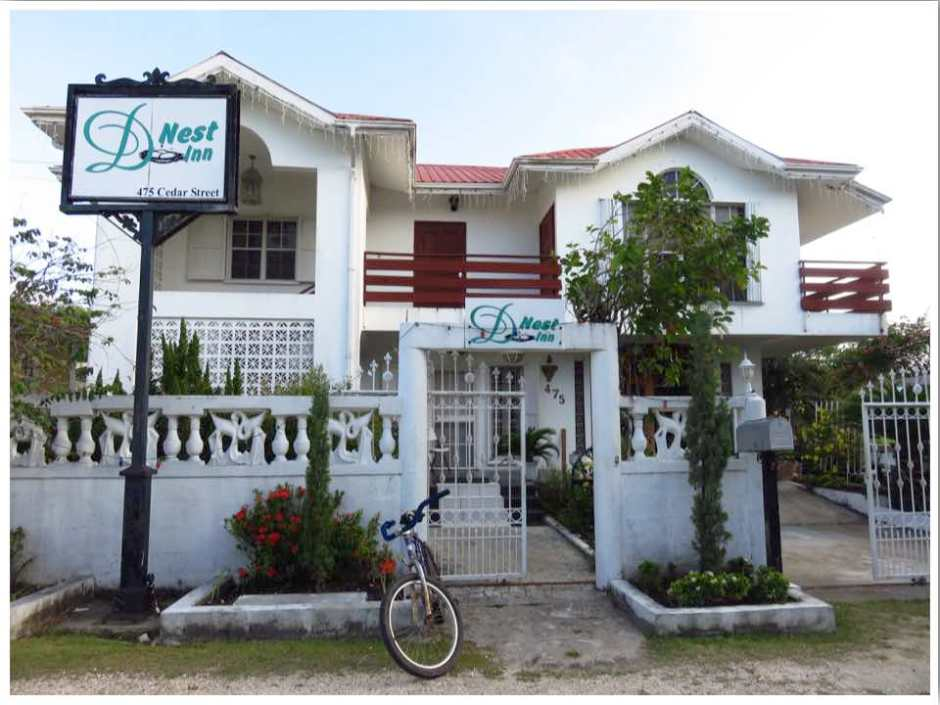 D'Nest Inn Belize City