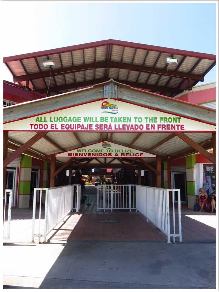 San Pedro Express Water Taxi Terminal