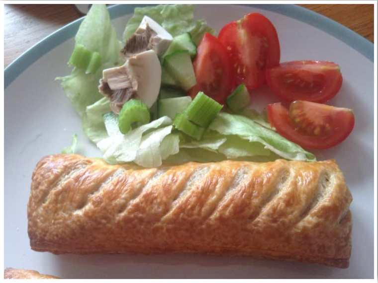 British Sausage Roll