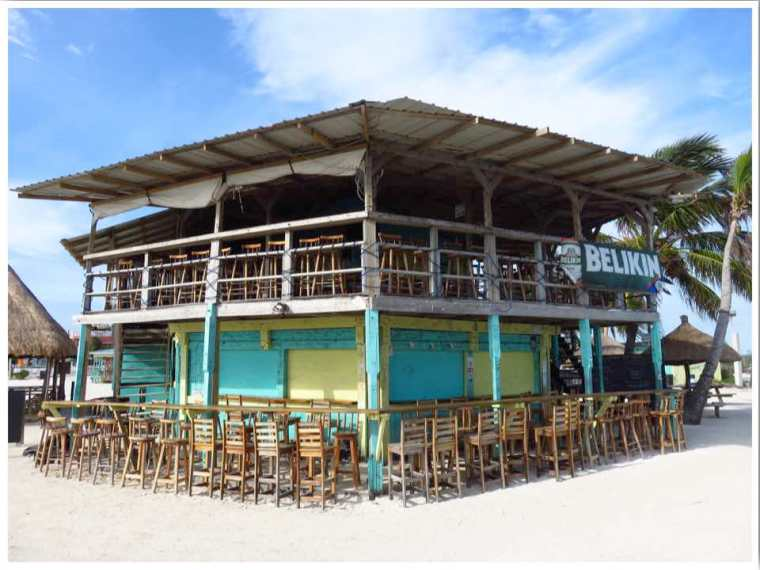 The Lazy Lizard Caye Caulker Belize