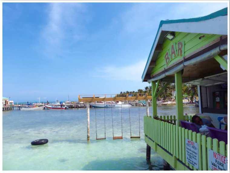 Sip N Dip Caye Caulker Belize