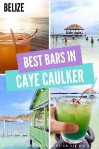 Caye Caulker Nightlife