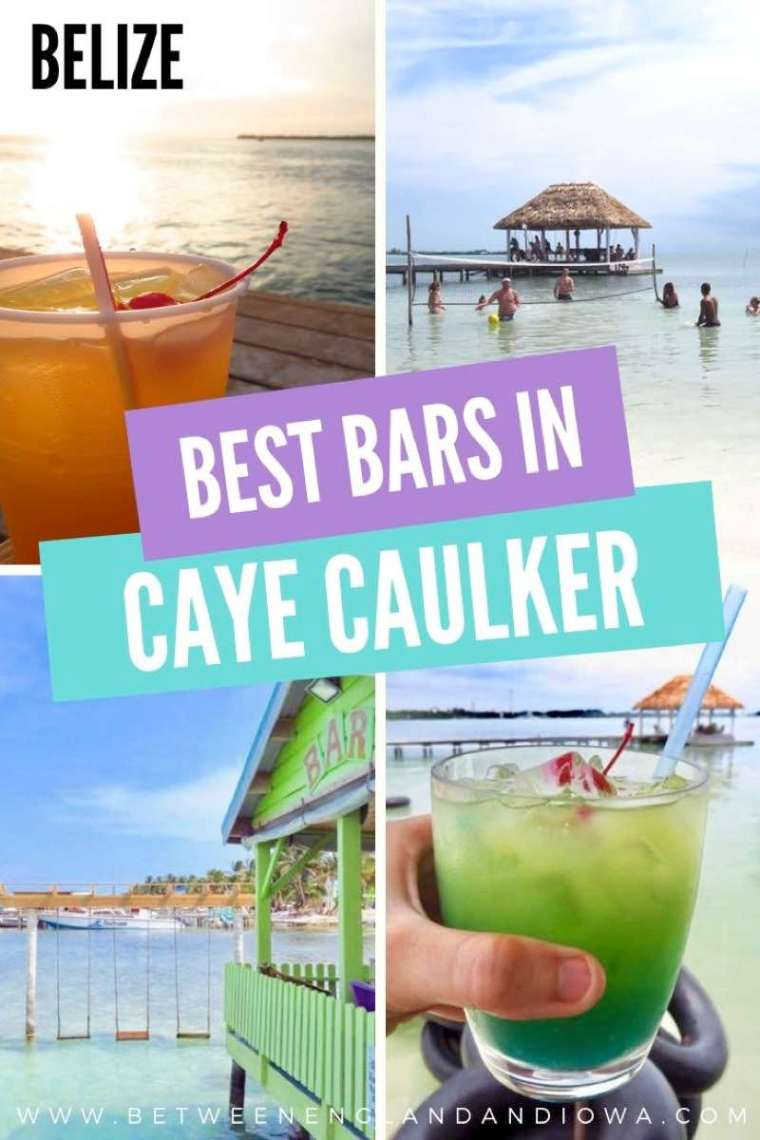 Caye Caulker Nightlife