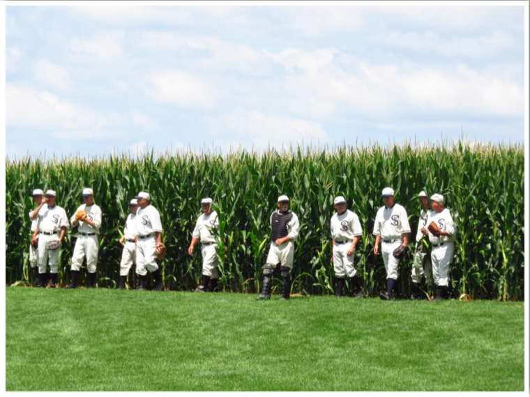 Field of Dreams Ghost Players