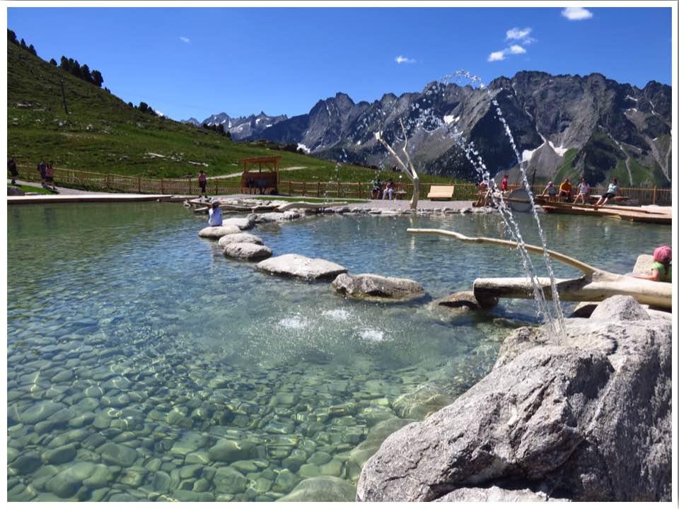 Mayrhofen Austria Lake Ahorn