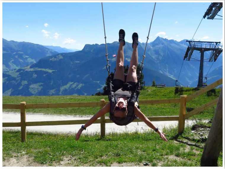 Mayrhofen Austria Penken