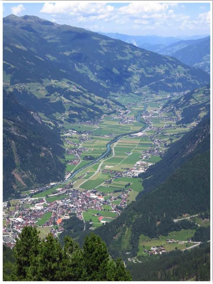Mayrhofen Zillertal Valley Austria