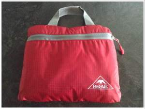 Bagail packable backpack