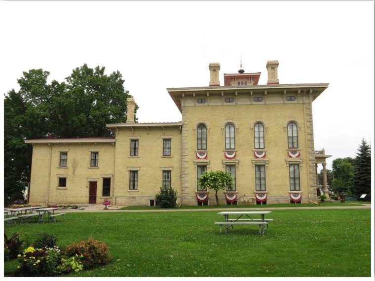 Lincoln Tallman House Janesville, WI