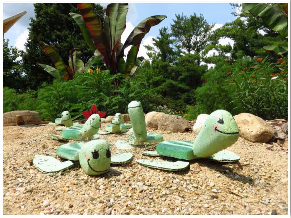 Visiting Janesville\'s Rotary Botanical Gardens, Wisconsin – Between ...