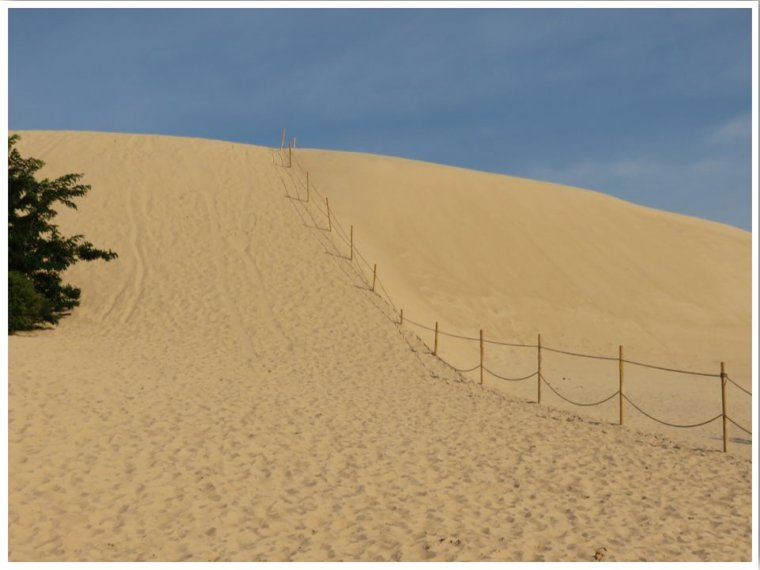 Silver Lake Sand Dunes Michigan