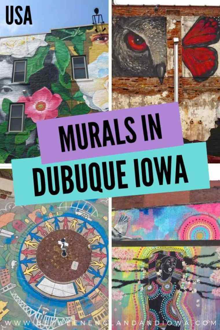 Dubuque Murals