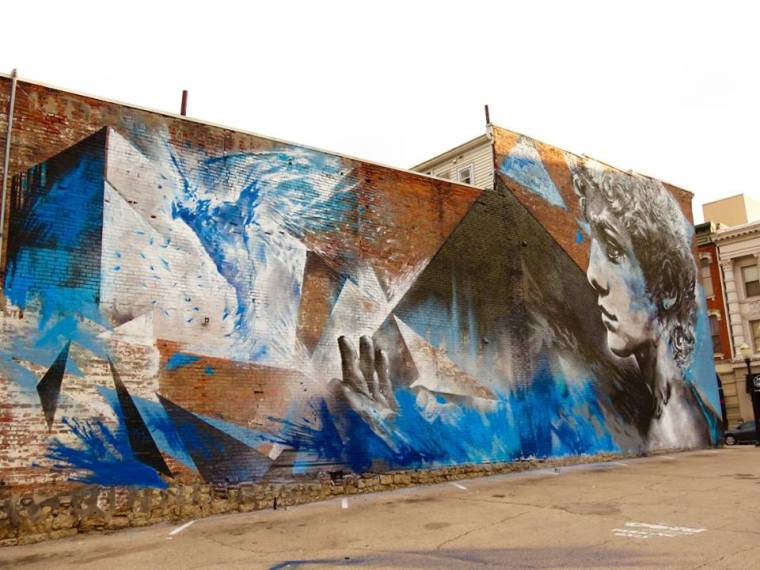 Murals in Dubuque