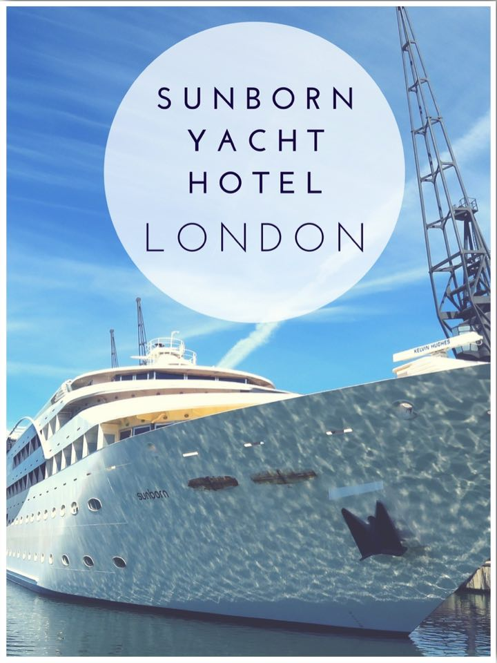 Sunborn Yacht Hotel London Review